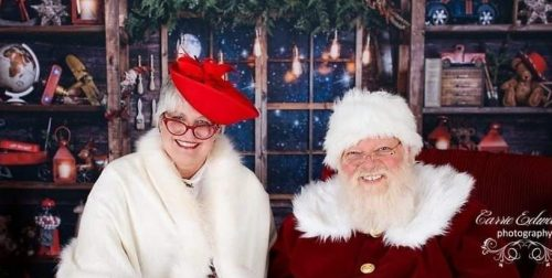 Come meet Mrs. Claus!