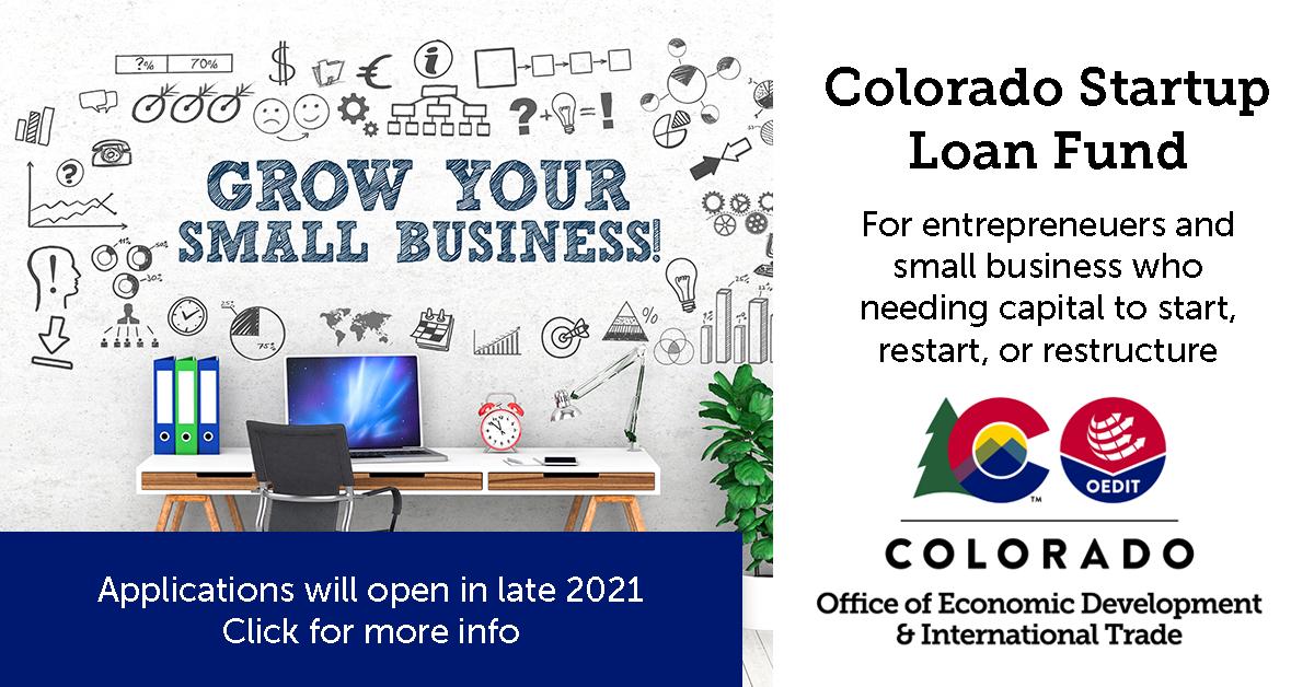 Colorado Startup Loan Fund