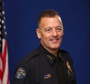 Chief Chris Murtha, WRPD