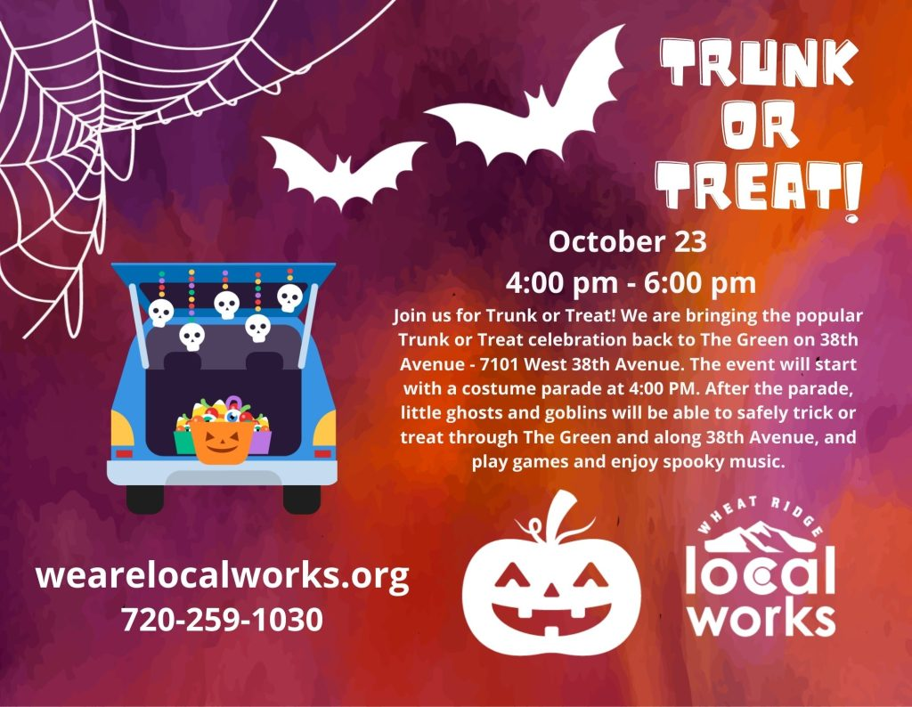 Trunk or Treat by Localworks